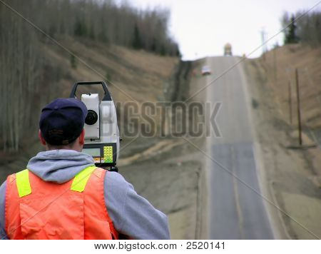 Road Survey Construction