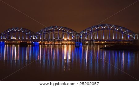 Riga Bridge
