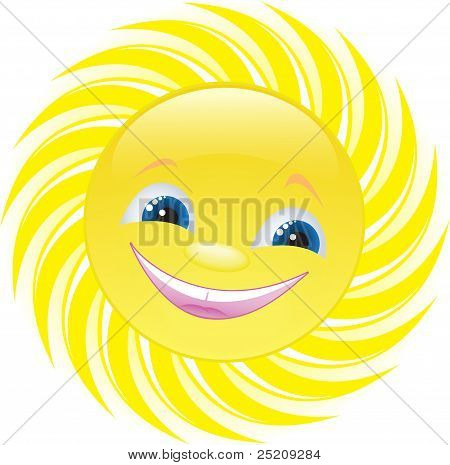 Cheerful Sun