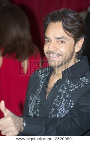 HOLLYWOOD, CA - NOVEMBER 12: Eugenio Derbez arrives at the Los Angeles premiere of