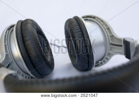 Professional Headphones Or Earphones