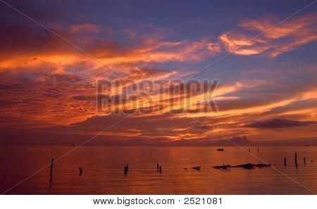 Spectacular Seabrook Sunrise