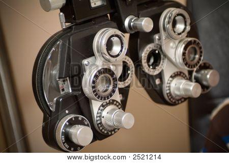 Eye Exam Equipment