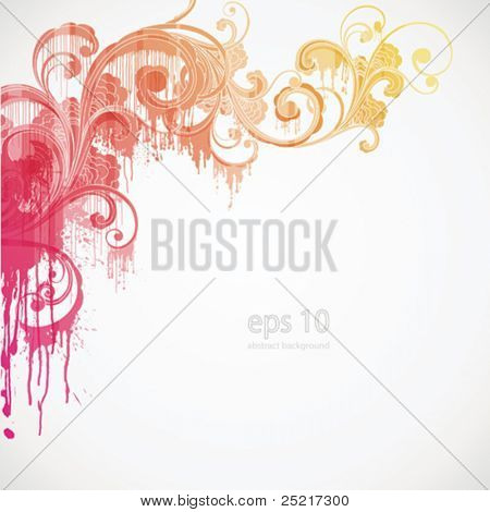 eps10 - abstrakt