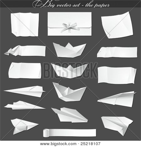 big vector set - paper