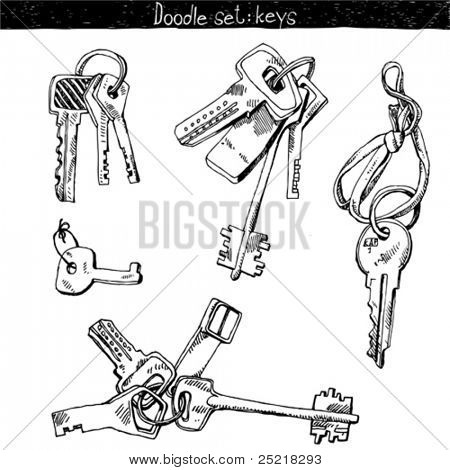 handmade work -  key