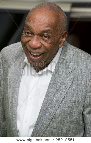 HOLLYWOOD, CA - NOVEMBER 12: Actor Bill Cobbs arrives at the Los Angeles premiere of