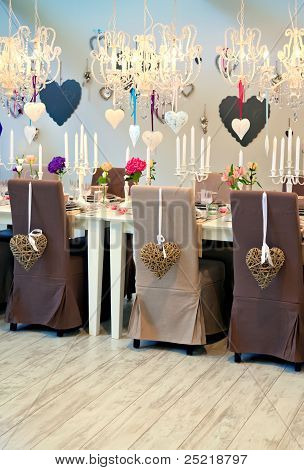 Heart Home Decoration