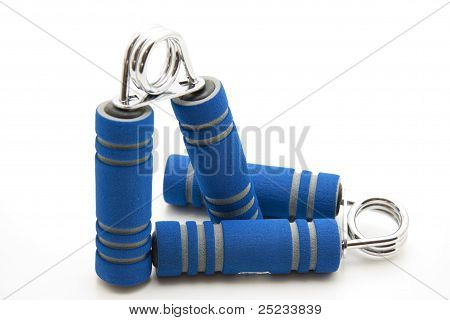 Finger dumbbell