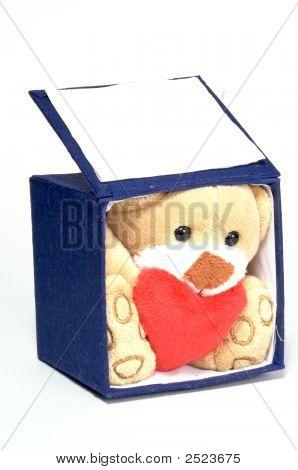tragen in einer box