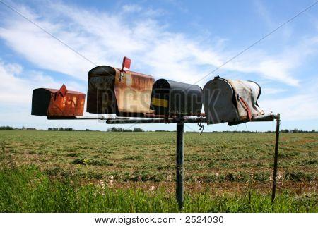 Land Postfächer