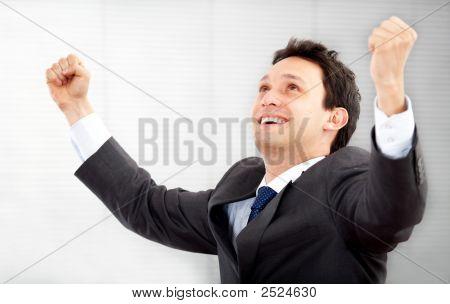 Business Successful Man