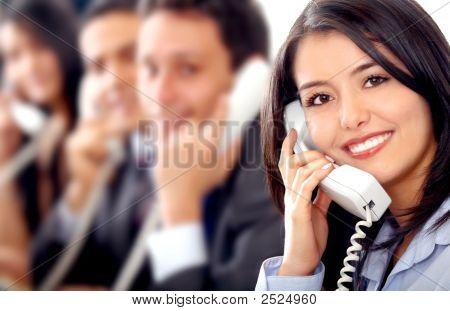 Equipo de servicio al cliente