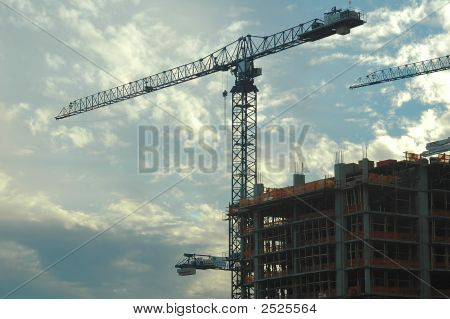 Tall Building Construction