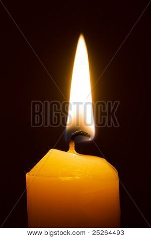 Lighting Candle