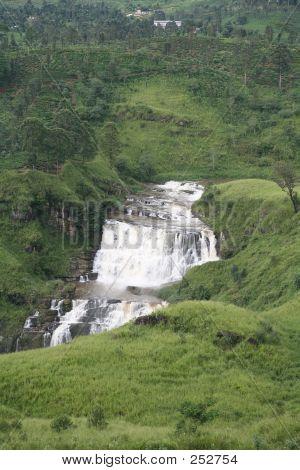 St Clair Falls, Sri Lanka