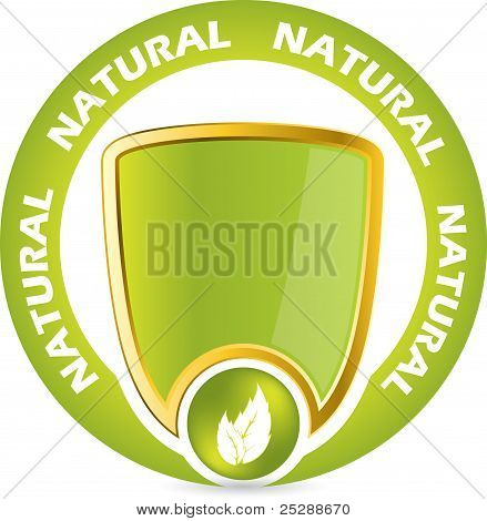 Bio Product Guarantee Badge