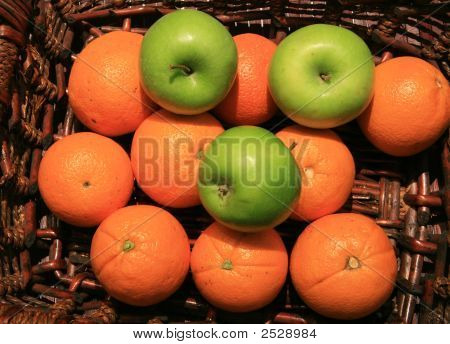 Oranges And Apples
