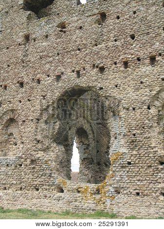 Janus Temple In Autun