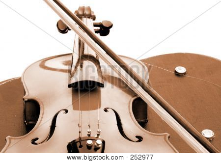 Violin Flitered