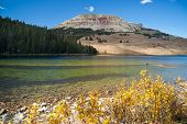 pic of beartooth  - Beartooth Lake  - JPG