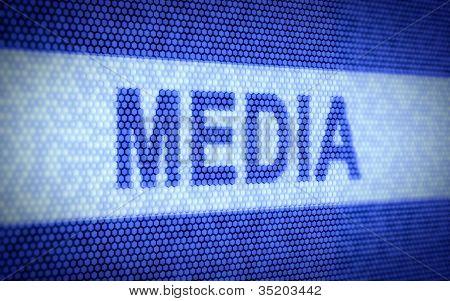 Medien-Bildschirm