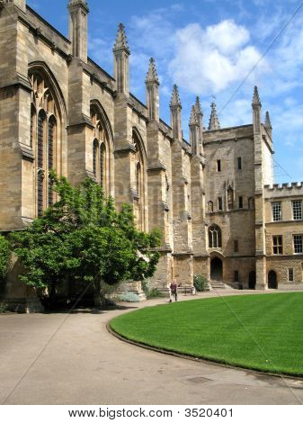 Oxford University, Christchurch College