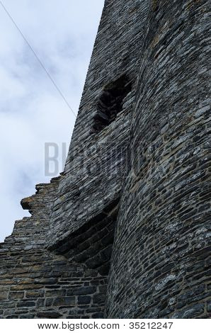 Castle Wall Detail