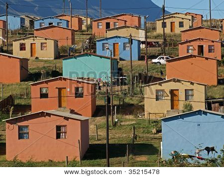 Sub economic housing