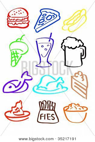 food icon