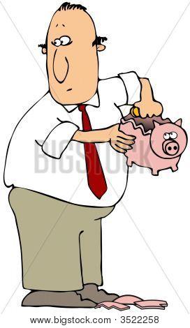 Breaking The Piggy Bank