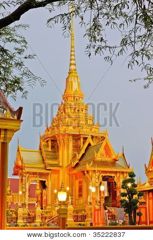 Ancient Thai Architecture