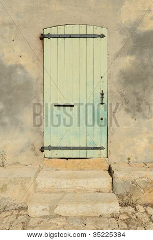Old French Door