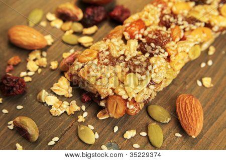 Organic Granola Bar