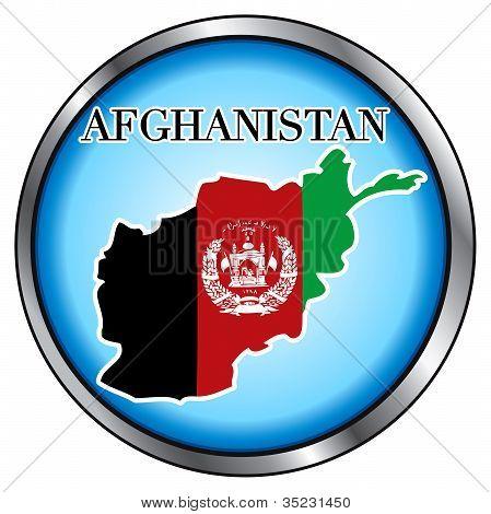 Botón redondo de Afganistán