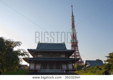 Zoji-ji Temple Tokyo
