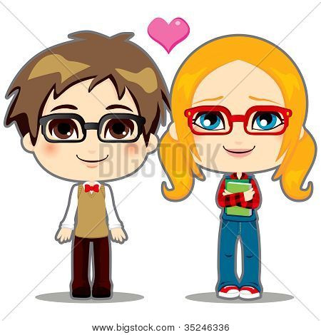 Geek Couple