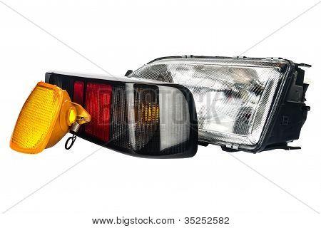 Automobile Lamps Set