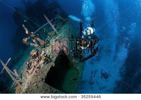 Marcha Fushi Wreck Survey