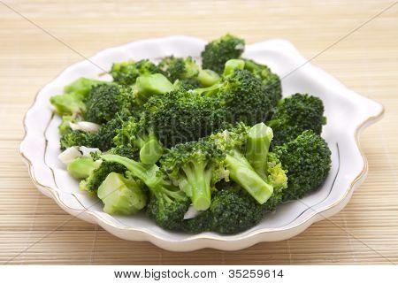 Brócoli cocido