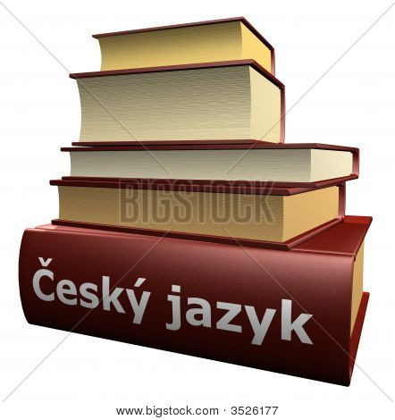 Education Books - ČEský Jazyk