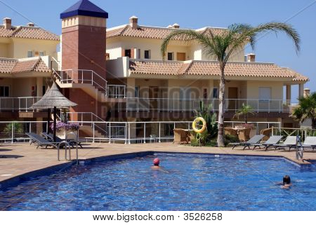 Holiday Apartments & Swimming Pool In Spain