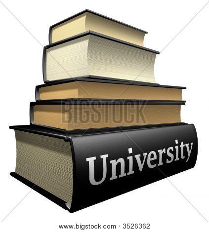 Education Books - University