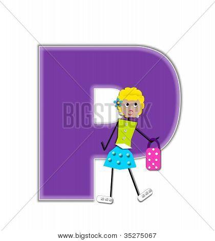 Alphabet Diva P