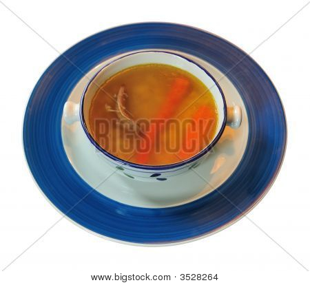 Plate Of Soup