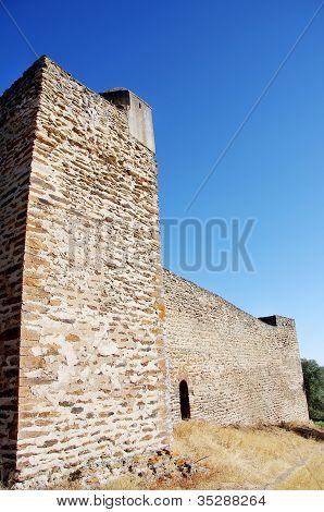 Castle Of Noudar, Portugal