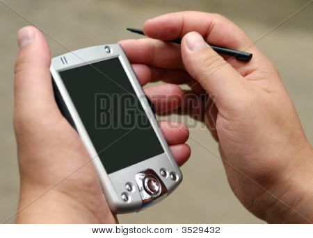 Working With Pocket Pc