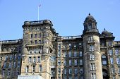 stock photo of infirmary  - The Glasgow Royal Infirmary - JPG