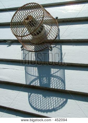 Exterior Extractor Fan