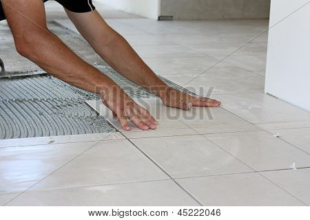 Tile Laying